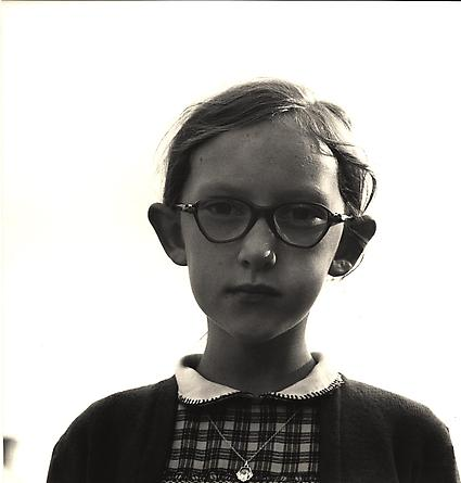 Irish Child, County Clare, Ireland, 1954