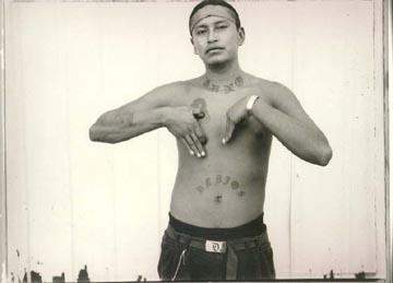 James Dedios, Dulce, New Mexico, 1997.