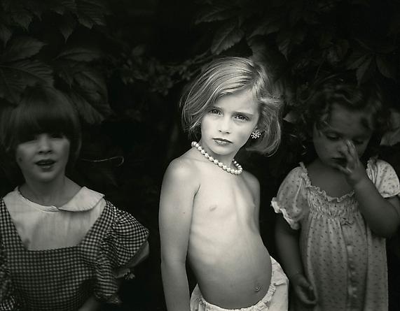 Jessie at 5, 1987