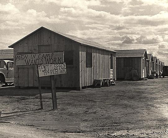 Kern County, California, 1937