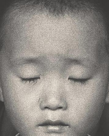 Korean Child, 1958