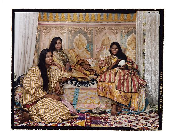 Harem Revisited #36, 2012