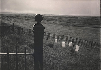 Last Stand HIll, Southeastern Montana, 1998