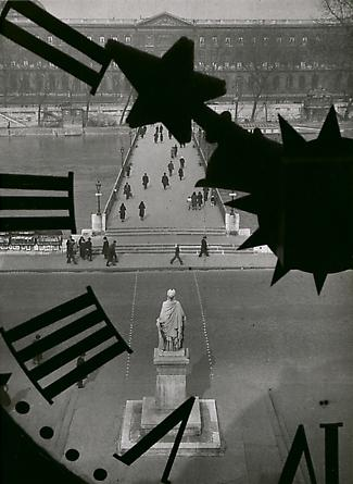 Le Pont des Artes, Paris, 1932