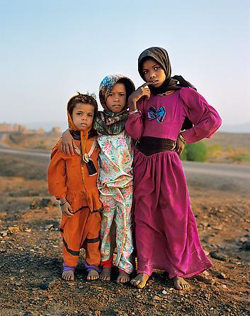 Robert Polidori Mareb, Yemen, 1994