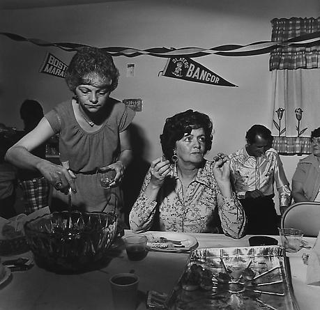 Miller Graduation Party, 1979