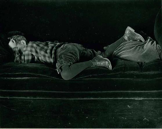 Neil Asleep, 1925