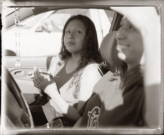 Nicolette Jose, Sacaton, Arizona, 1999