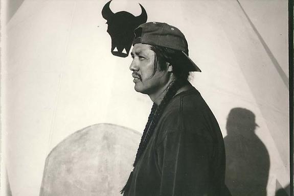 Phillip Surechief, Heart Butte, Montana, 1998