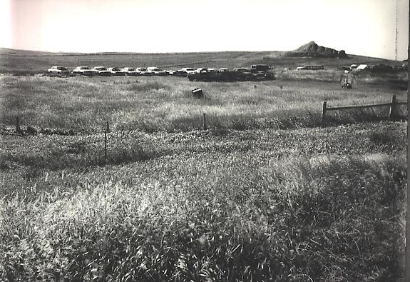 Pineridge Reservation, Southwestern South Dakota, 1997