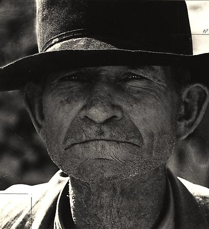 Portrait of Old Man with Hat