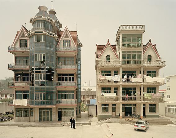 Pudong I, Shanghai, 2007
