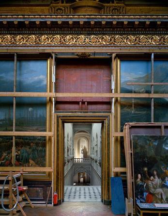 Salle de Constantine, Salles de l'Afrique, Aile du Nord - 1er étage, Versailles, 1985