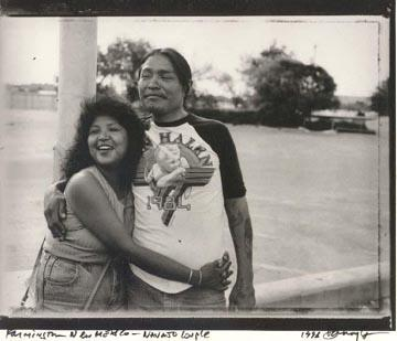 Robert and Maria, Farmington, New Mexico, 1998