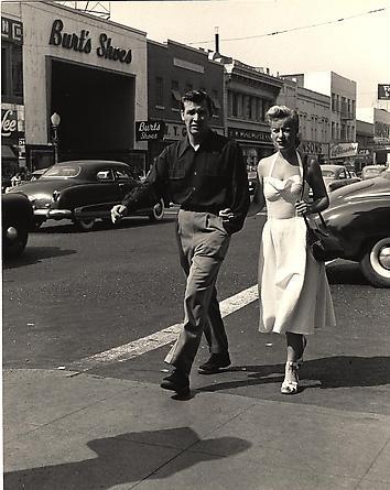 Sacramento, California, 1951