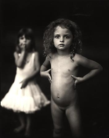 Sally Mann Virginia at 4, 1989
