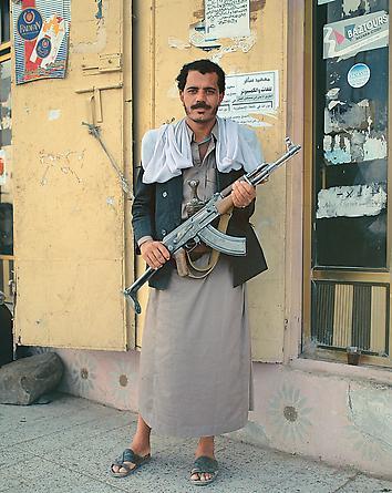 Robert Polidori Seyoun, Yemen, 1994