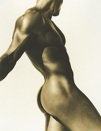 Male Nude, Los Angeles, 1990
