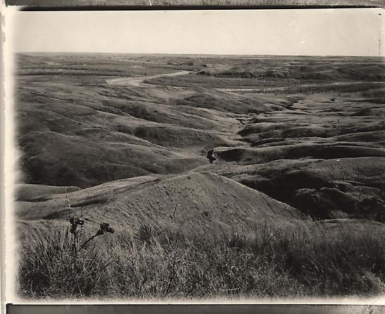 The Cheynne Rivewr at Cherry Creek, South Dakota, 1999
