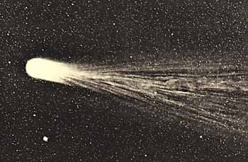 The Comet Halley, 12 March 1986