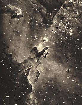 The Eagle Nebula, Messier 16 (AAT 47)