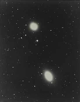 The Galaxy Pair, NGC 1549-53