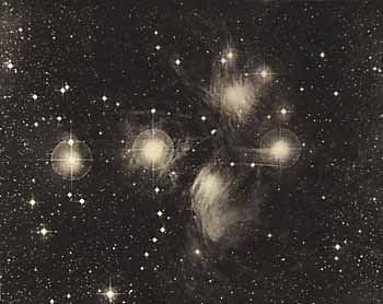 The Pleiades (close up)