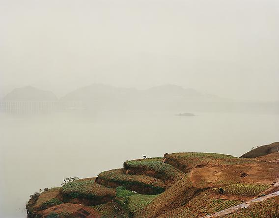 Three Gorges Dam III, Yichang, Hubei Province, 2007