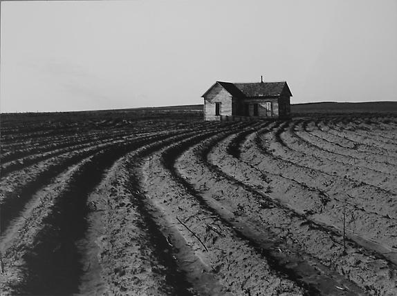 Tractored Out, Childress County, Texas, 1938