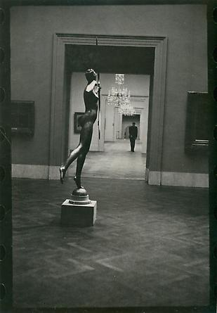 Metropolitan Museum of Art, New York City, 1949