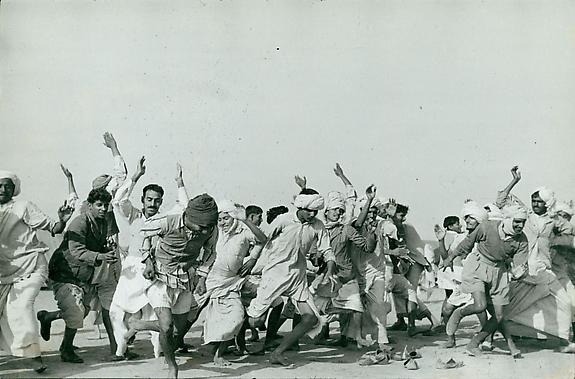 Refugee Camp, Punjab, India, 1947