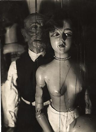 Andre Kertesz, Marionettes, 1925-36