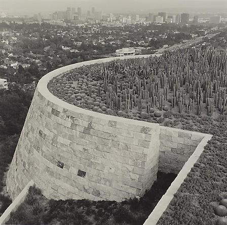 Cactus Garden, J. Paul Getty Museum, Los Angeles, CA, 1999
