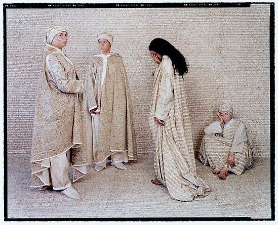 Les Femmes du Maroc #5, 2005