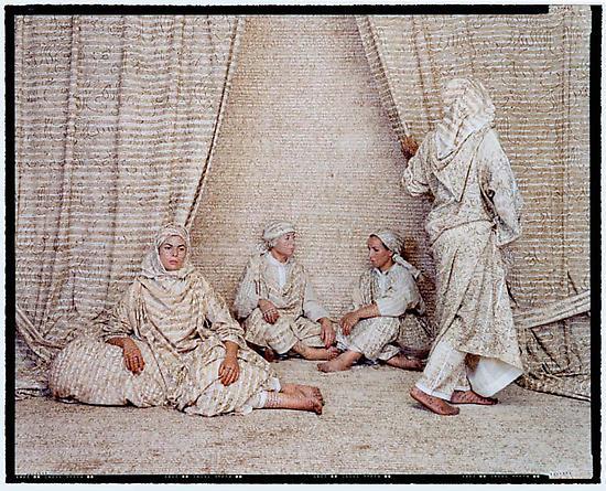 Les Femmes du Maroc #1, 2005