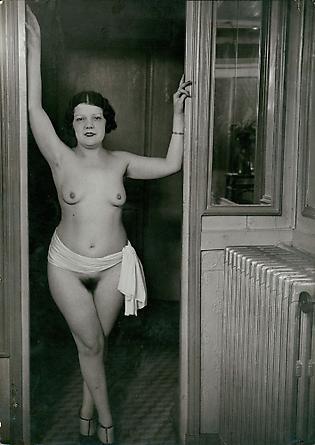 Chez Suzy, Une Pensionnaire, c. 1932