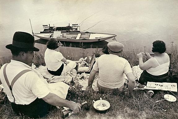 Picnic on the Banks of the Marne, 1938