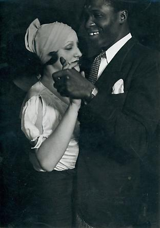 Couple at the Bal Negre, Rue Blomet, c. 1932