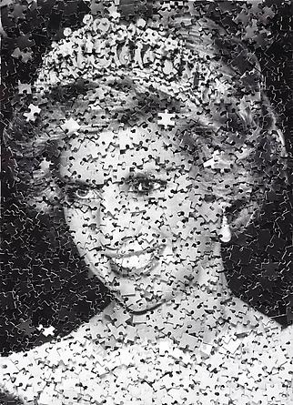 Princess Diana, 2008 From Gordian Puzzles