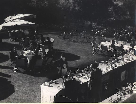 Garden Party, 1936