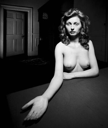 Nude, Micheldever, Hampshire, 1948
