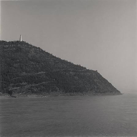 Pagoda, Yangtze River, 2001
