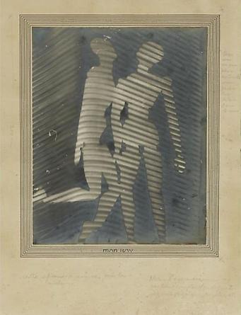 Rayograph (Projet pour une tapisserie), 1925-26