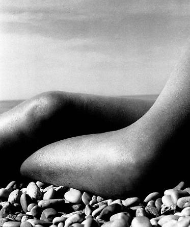 Nude, Baie des Anges, France, 1959