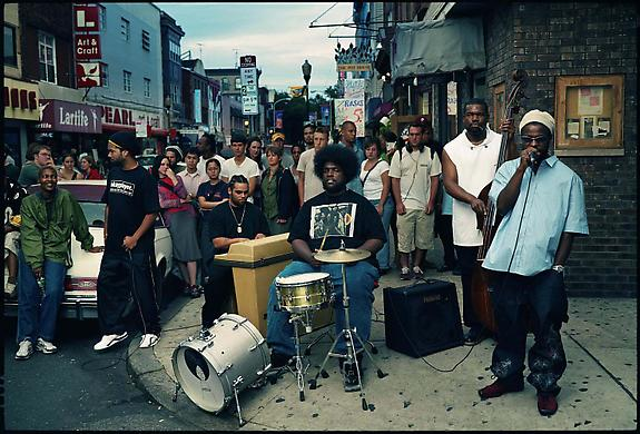 The Roots, Philadelphia, Pennsylvania, 2000