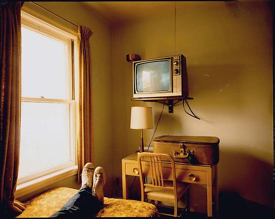 Room 125, West Bank Motel, Idaho Falls, Idaho, July 18, 1973