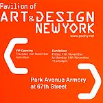 Pavilion of Art and Design New York