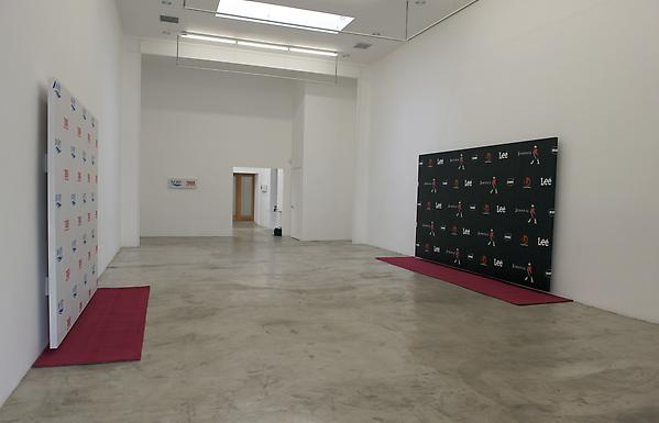 Installation View, Front Room