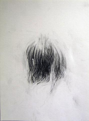 Untitled, 2008  Pencil on paper 12 x 11 1/2 inches