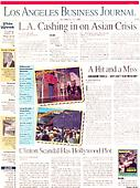 Los Angeles Busness Journal